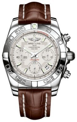 Breitling Chronomat 41  Men's Watch AB014012/G711-CROC