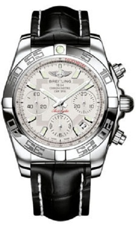 Breitling Chronomat 41  Men's Watch AB014012/G711-CROCT