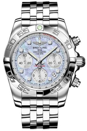 Breitling Chronomat 41  Men's Watch AB014012/G712-378A