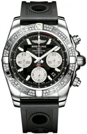 Breitling Chronomat 41  Men's Watch AB0140AA/BA52-ORD
