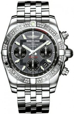 Breitling Chronomat 41  Men's Watch AB0140AA/F554-SS