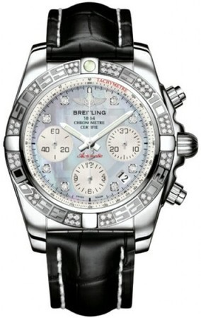 Breitling Chronomat 41  Men's Watch AB0140AA/G712-CROCT