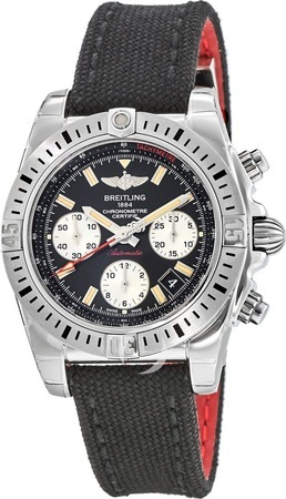 Breitling Chronomat 41 Airborne  Men's Watch AB01442J/BD26-102W