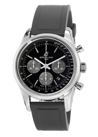 Breitling Transocean Chronograph  Men's Watch AB015212/BA99-134S