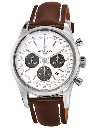 Breitling Transocean Chronograph  Men's Watch AB015212/G724-LS
