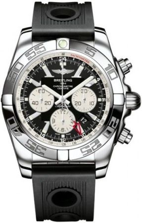 Breitling Chronomat GMT  Men's Watch AB041012/BA69-201S