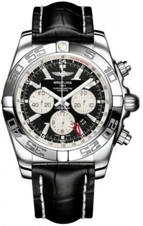 Breitling Chronomat GMT  Men's Watch AB041012/BA69-CROCD