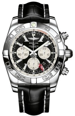 Breitling Chronomat GMT  Men's Watch AB041012/BA69-CROCT