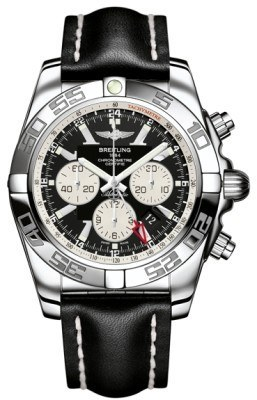 Breitling Chronomat GMT  Men's Watch AB041012/BA69-LS