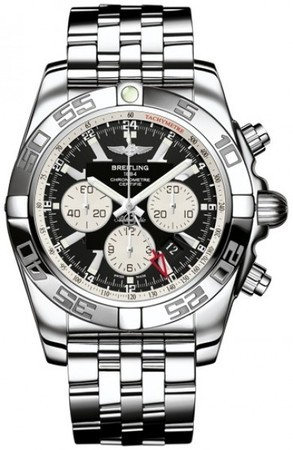 Breitling Chronomat GMT  Men's Watch AB041012/BA69-SS