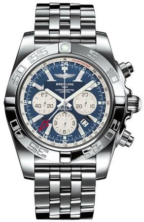Breitling Chronomat GMT  Men's Watch AB041012/C834-383A