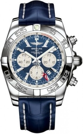 Breitling Chronomat GMT  Men's Watch AB041012/C834-CROCD