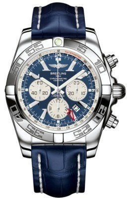 Breitling Chronomat GMT  Men's Watch AB041012/C834-CROCT