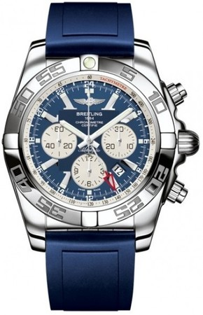 Breitling Chronomat GMT  Men's Watch AB041012/C834-DPT