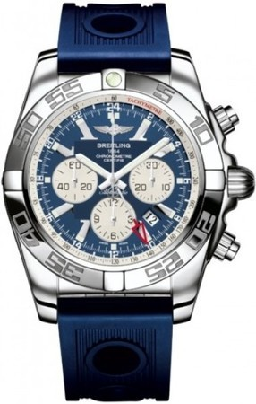 Breitling Chronomat GMT  Men's Watch AB041012/C834-ORD