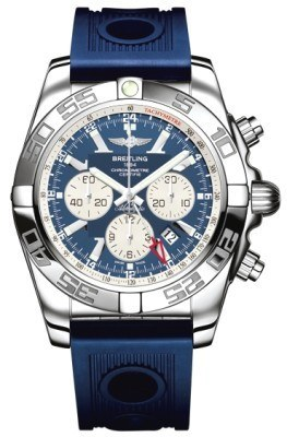 Breitling Chronomat GMT  Men's Watch AB041012/C834-PRRS