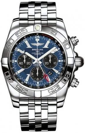 Breitling Chronomat GMT  Men's Watch AB041012/C835-383A