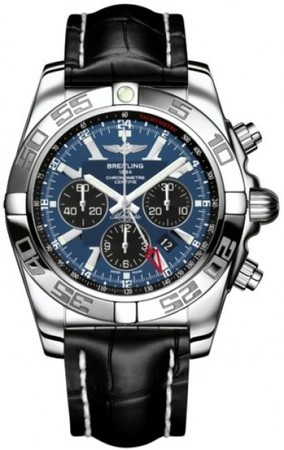 Breitling Chronomat GMT  Men's Watch AB041012/C835-CROCT