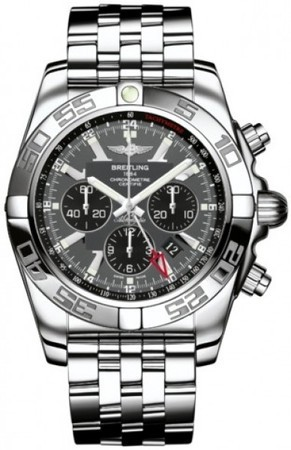 Breitling Chronomat GMT  Men's Watch AB041012/F556-SS