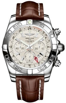 Breitling Chronomat GMT  Men's Watch AB041012/G719-CROCT
