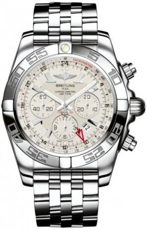Breitling Chronomat GMT  Men's Watch AB041012/G719-SS