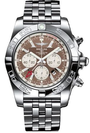 Breitling Chronomat GMT  Men's Watch AB041012/Q586-383A