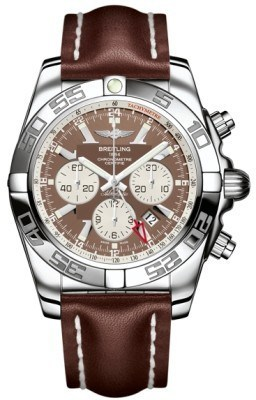 Breitling Chronomat GMT  Men's Watch AB041012/Q586-LS