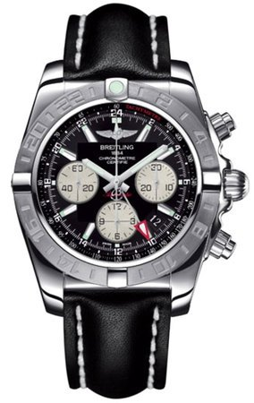 Breitling Chronomat 44 GMT  Men's Watch AB042011/BB56-LST