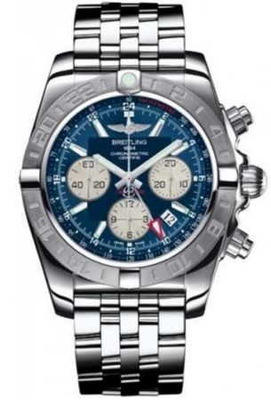 Breitling Chronomat 44 GMT  Men's Watch AB042011/C851-375A