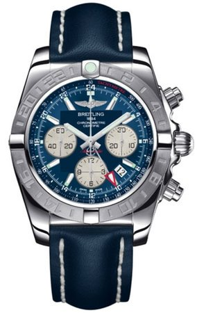Breitling Chronomat 44 GMT  Men's Watch AB042011/C851-LST