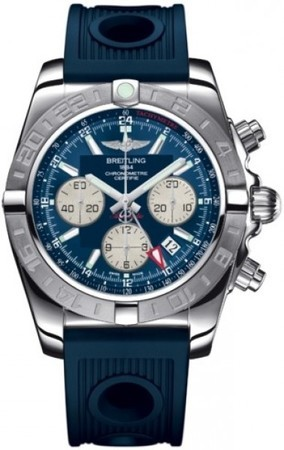 Breitling Chronomat 44 GMT  Men's Watch AB042011/C851-ORD