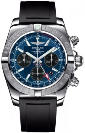 Breitling Chronomat 44 GMT  Men's Watch AB042011/C852-DPD