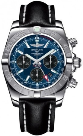 Breitling Chronomat 44 GMT  Men's Watch AB042011/C852-LSD