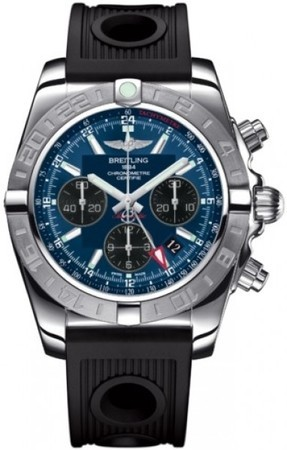 Breitling Chronomat 44 GMT  Men's Watch AB042011/C852-ORD