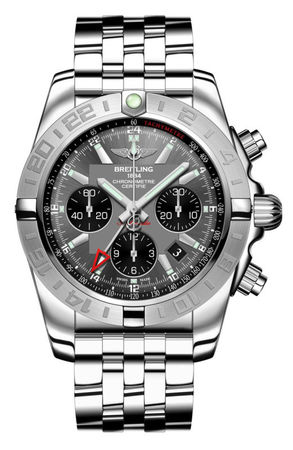 Breitling Chronomat 44 GMT  Men's Watch AB042011/F561-375A