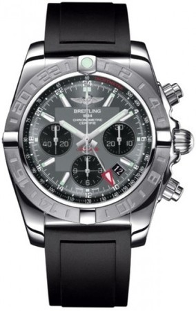 Breitling Chronomat 44 GMT  Men's Watch AB042011/F561-DPT