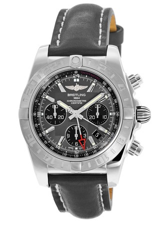 Breitling Chronomat 44 GMT  Men's Watch AB042011/F561-LST
