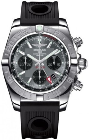 Breitling Chronomat 44 GMT  Men's Watch AB042011/F561-ORD