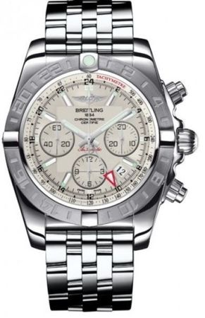 Breitling Chronomat 44 GMT  Men's Watch AB042011/G745-375A