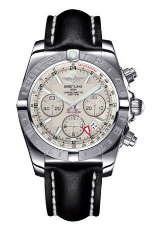 Breitling Chronomat 44 GMT  Men's Watch AB042011/G745-435X