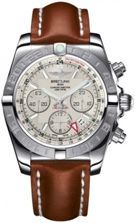 Breitling Chronomat 44 GMT  Men's Watch AB042011/G745-LST