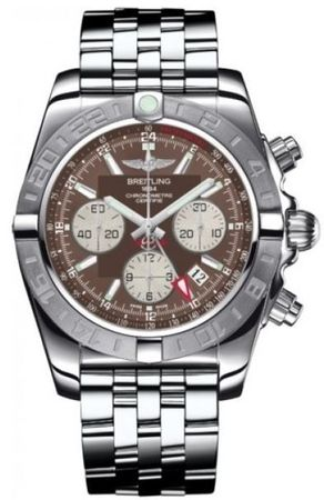 Breitling Chronomat 44 GMT  Men's Watch AB042011/Q589-375A