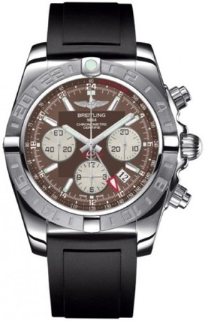 Breitling Chronomat 44 GMT  Men's Watch AB042011/Q589-DPT