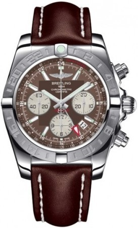Breitling Chronomat 44 GMT  Men's Watch AB042011/Q589-LST