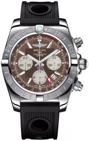 Breitling Chronomat 44 GMT  Men's Watch AB042011/Q589-ORD