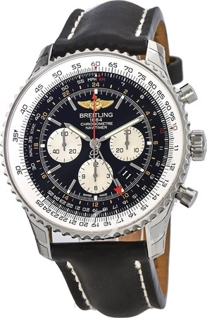 Breitling Navitimer GMT Caliber 04 Movement Men's Watch AB044121/BD24-441X