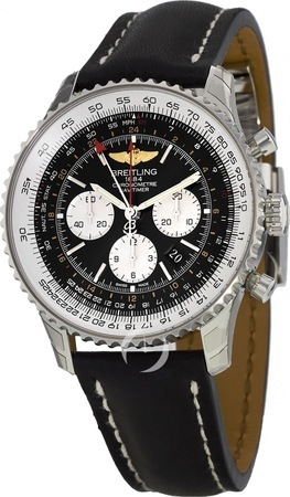 Breitling Navitimer GMT Caliber 04 Movement Men's Watch AB044121/BD24-442X