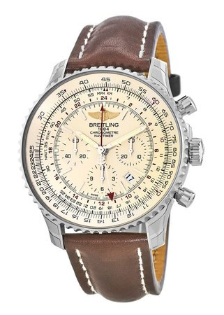 Breitling Navitimer GMT Caliber 04 Movement Men's Watch AB044121/G783-443X
