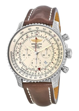 Breitling Navitimer GMT  Men's Watch AB044121/G783-444X