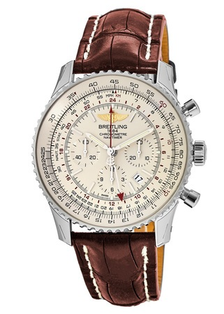 Breitling Navitimer GMT  Men's Watch AB044121/G783-754P